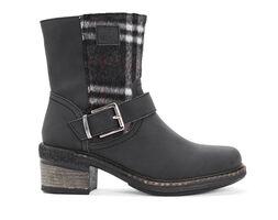 Women's MUK LUKS® Lois Moto Boots