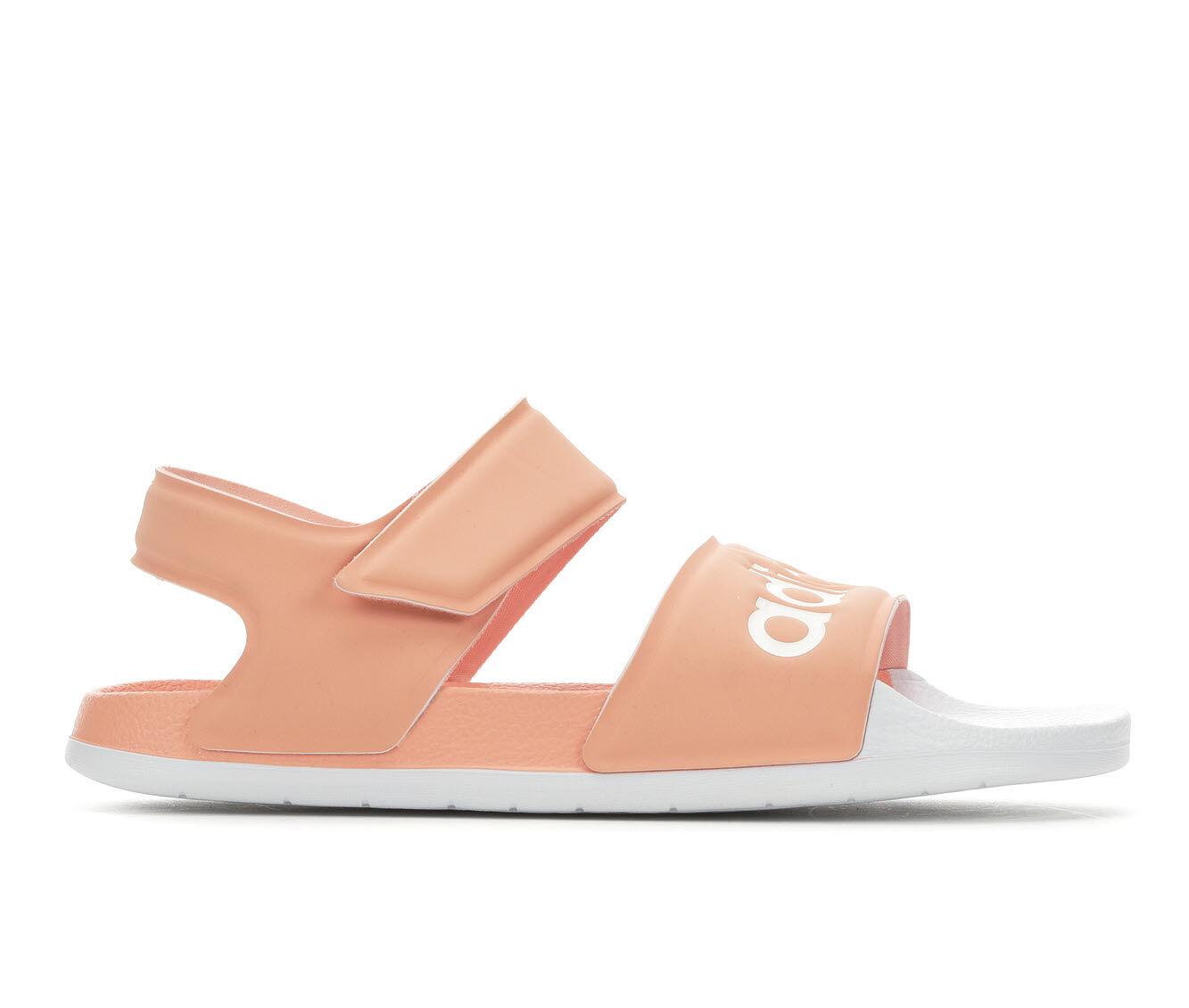 Women's Adidas Adilette Sport Sandals Dust Pink