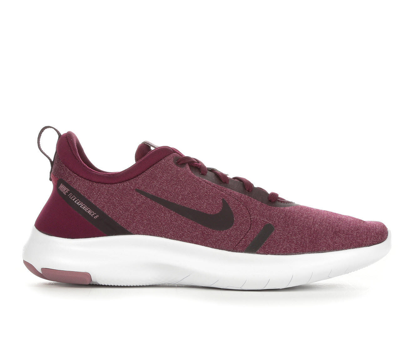 Women's Nike Flex Experience Run 8 Running Shoes Burg Ash/Plum