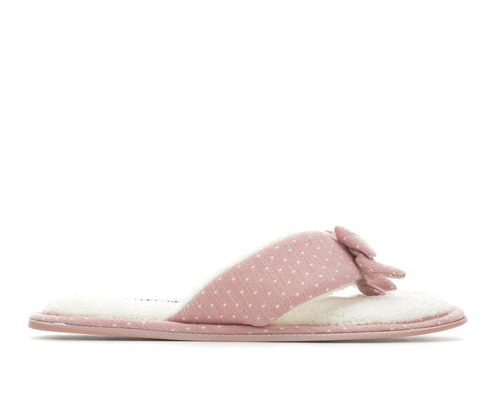 Jessica Simpson Polka Dot Slide Slippers