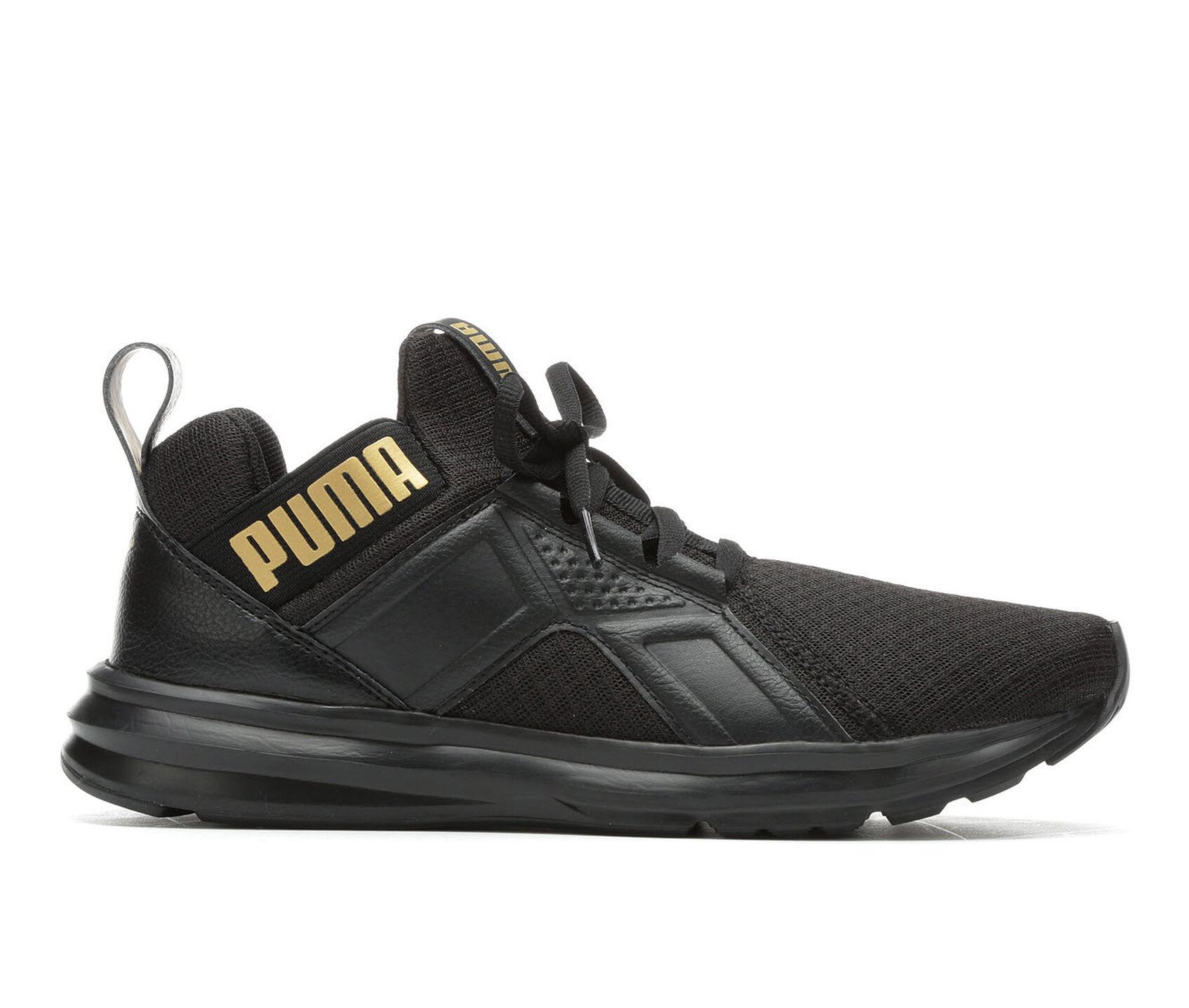 5faa9865145 Women's Puma Enzo Varsity High Top Slip-On Sneakers
