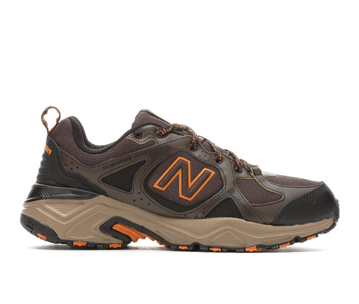 Men's New Balance MT481WC3 Weatherized Running Shoes