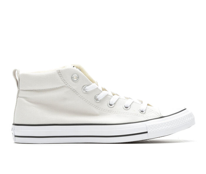 Adults' Converse Chuck Taylor All Star Street Mid High Top Sneakers
