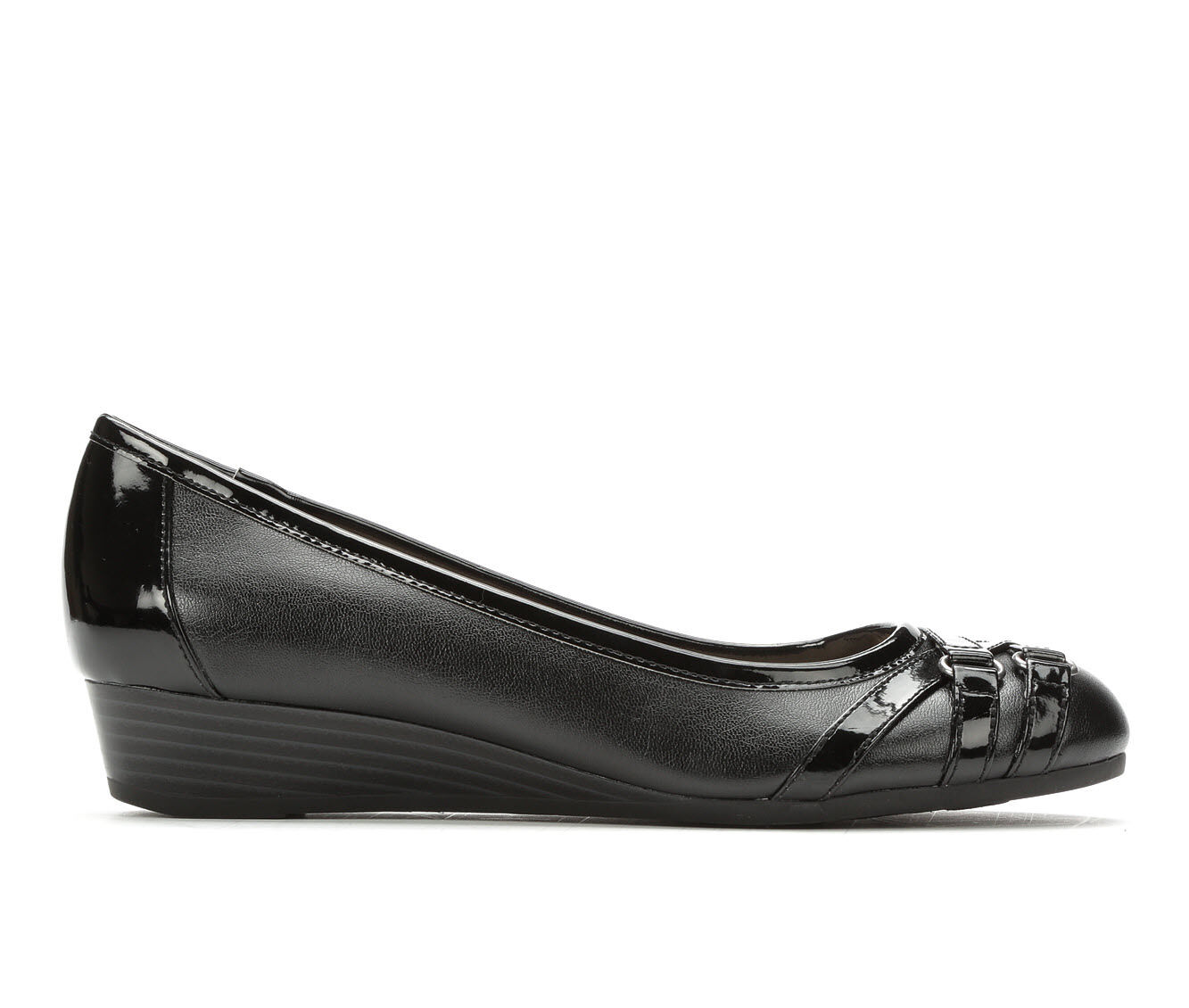 Economic popular Women's LifeStride Flair Comfort Wedges Black
