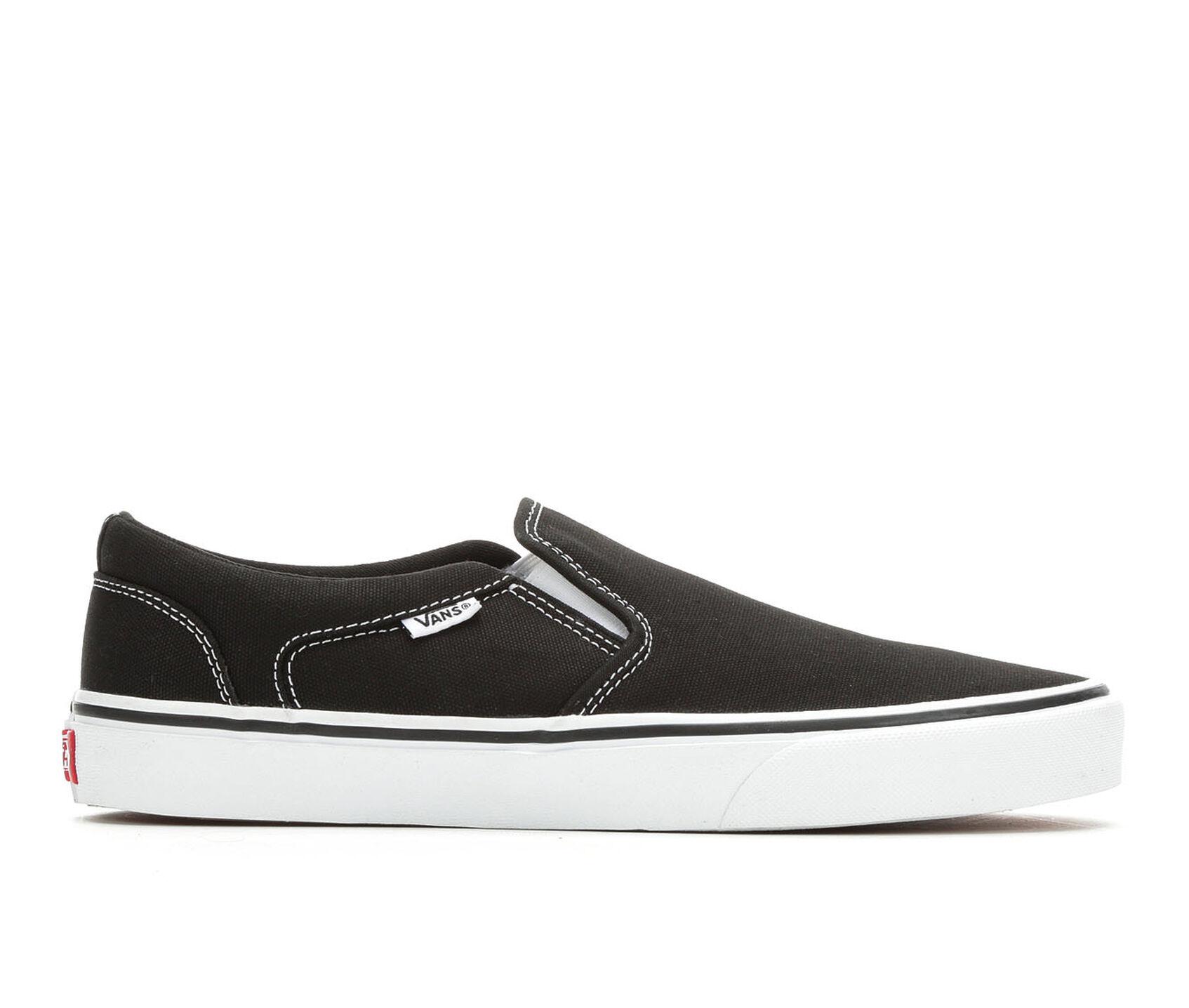 b331d150994f32 Men s Vans Asher Slip-On Skate Shoes