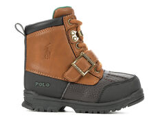 Boys' Polo Infant & Toddler Colbey Mid II Boots