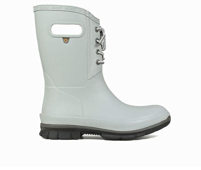 Women's Bogs Footwear Amanda Plush Lace Rain Boots