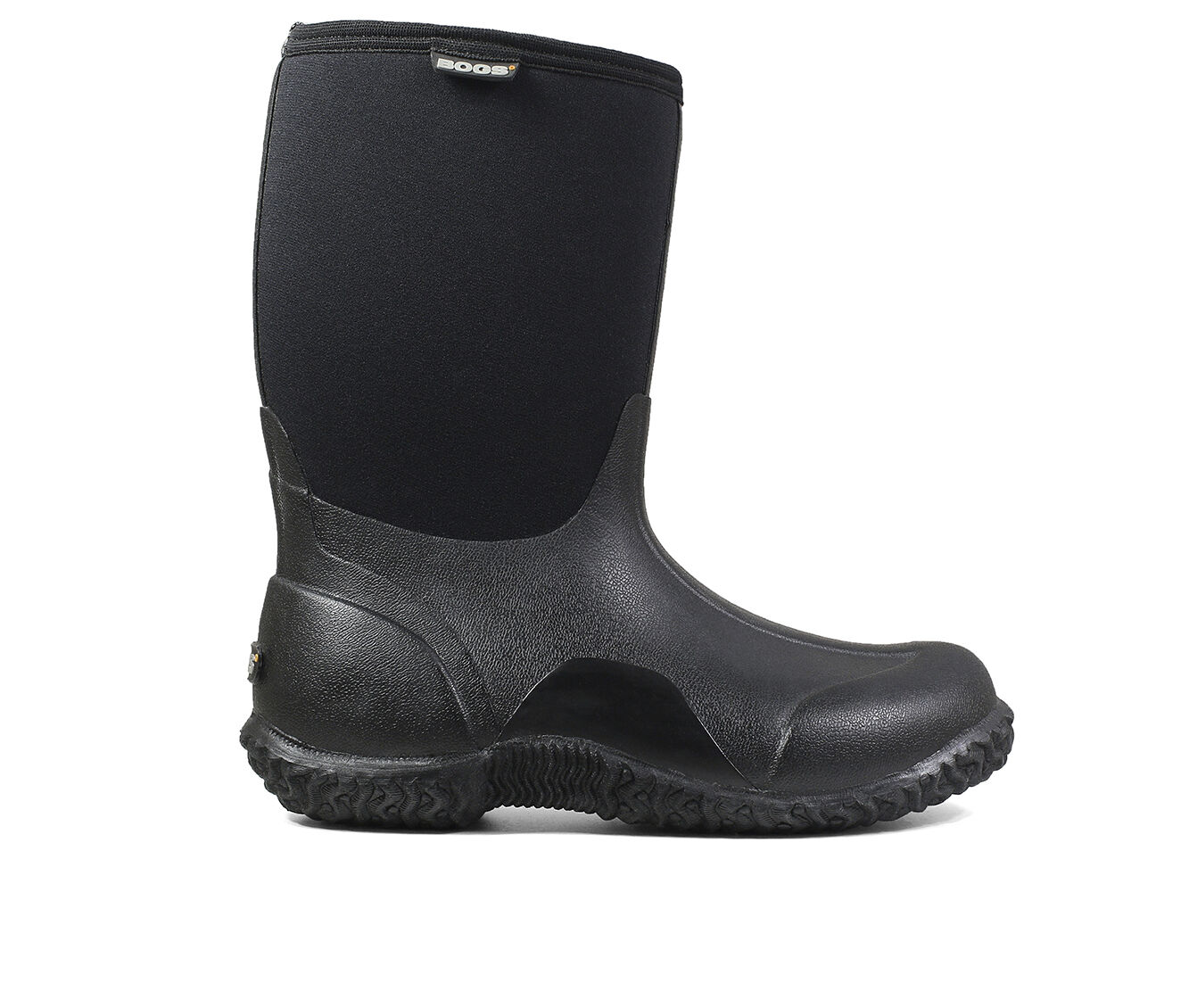 Women's Bogs Footwear Classic Mid No Handles Winter Boots Black