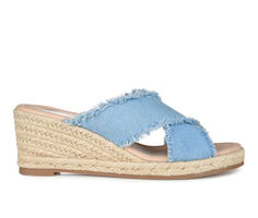Women's Journee Collection Shanni Wedge Sandals