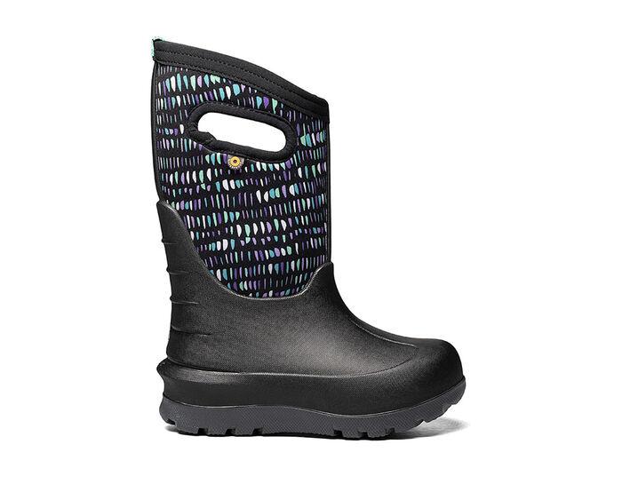 Girls' Bogs Footwear Little Kid & Big Kid Neo Classic Twinkle Rain Boots