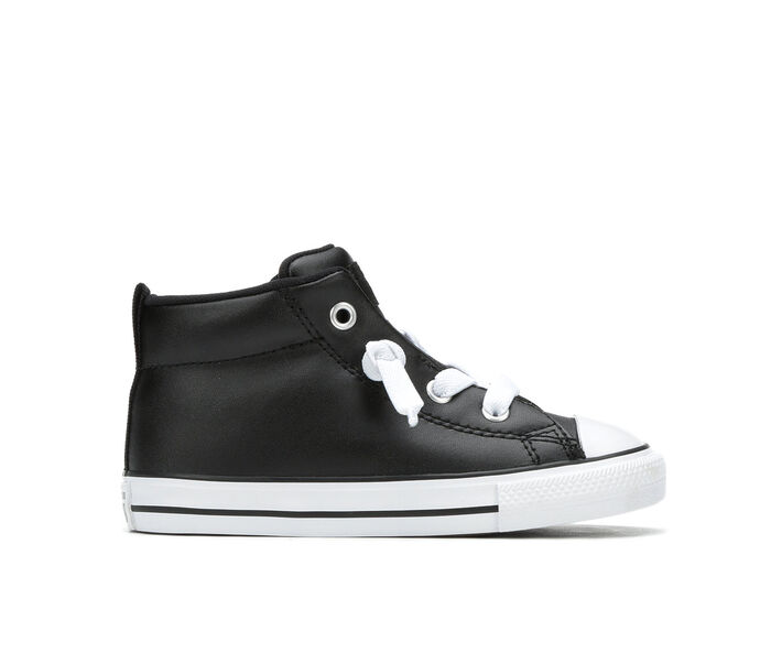 Boys' Converse Infant & Toddler CTAS Street Mid Sneakers