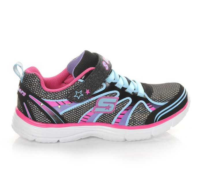 Girls' Skechers Ecstatix II 10.5-3 Light-Up Sneakers