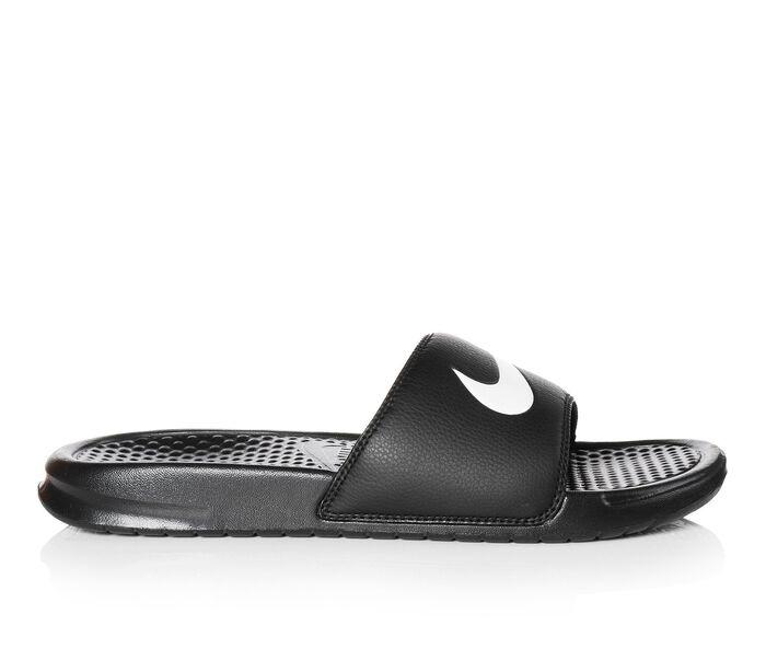 Men's Nike Benassi Swoosh Sport Slides