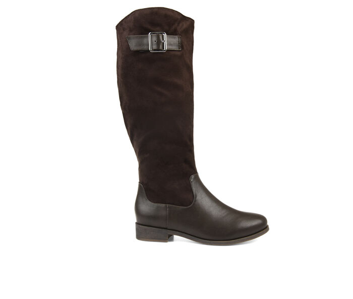 Women's Journee Collection Frenchy Extra Wide Calf Knee High Boots