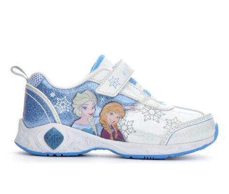 Girls' Disney Frozen 6 5-12 Light-Up Shoes
