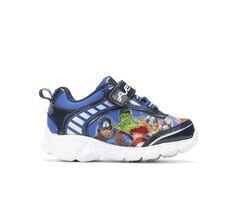 Boys' Marvel Toddler & Little Kid Avengers 4 Light-Up Shoes