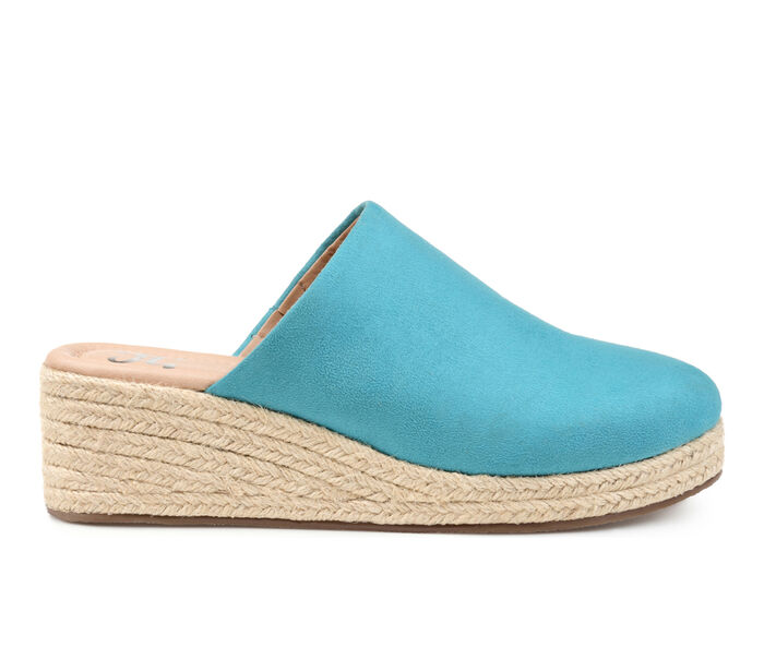 Women's Journee Collection Lolita Mule Wedges