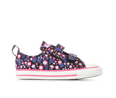 Girls' Converse Infant & Toddler Chuck Taylor All Star 2V Flower Sneakers