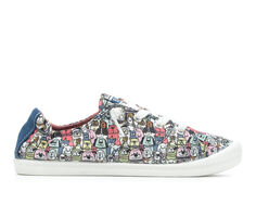Women's BOBS Rovers Rally 113036 Slip-On Sneakers