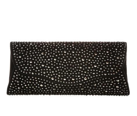 Four Seasons Handbags Velvet Rock Candy Clutch