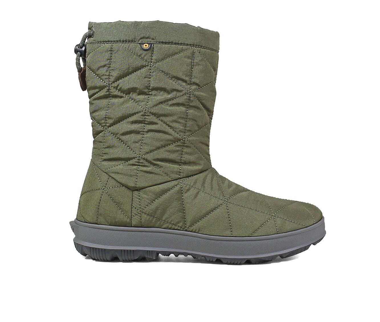 Women's Bogs Footwear Snowday Mid