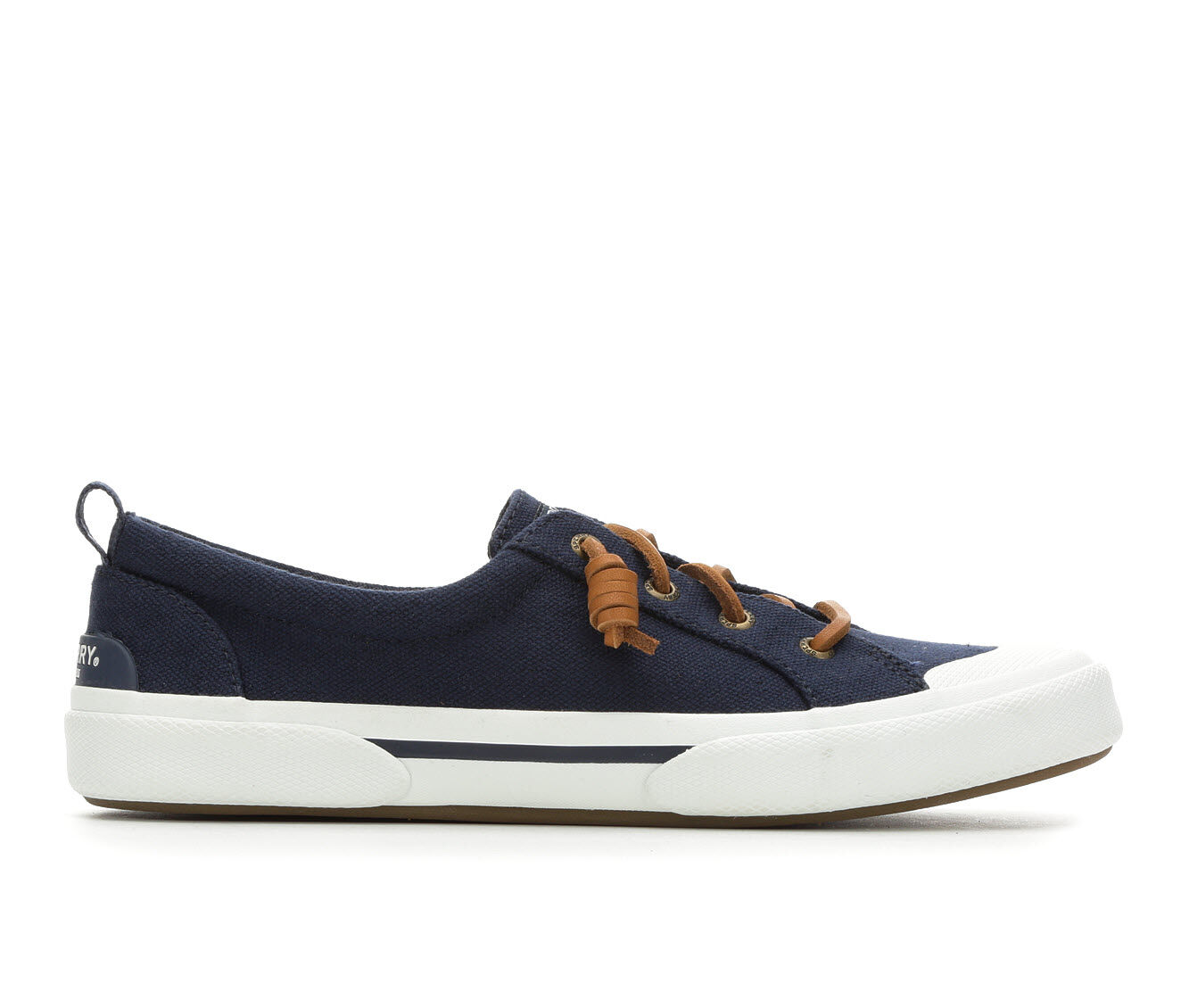 Women's Sperry Wave Lace to Toe Sneakers Navy