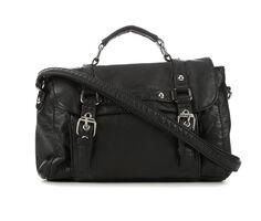 Bueno Of California Top Handle Flap Handbag