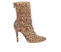 Women's Journee Collection Markie Stiletto Booties