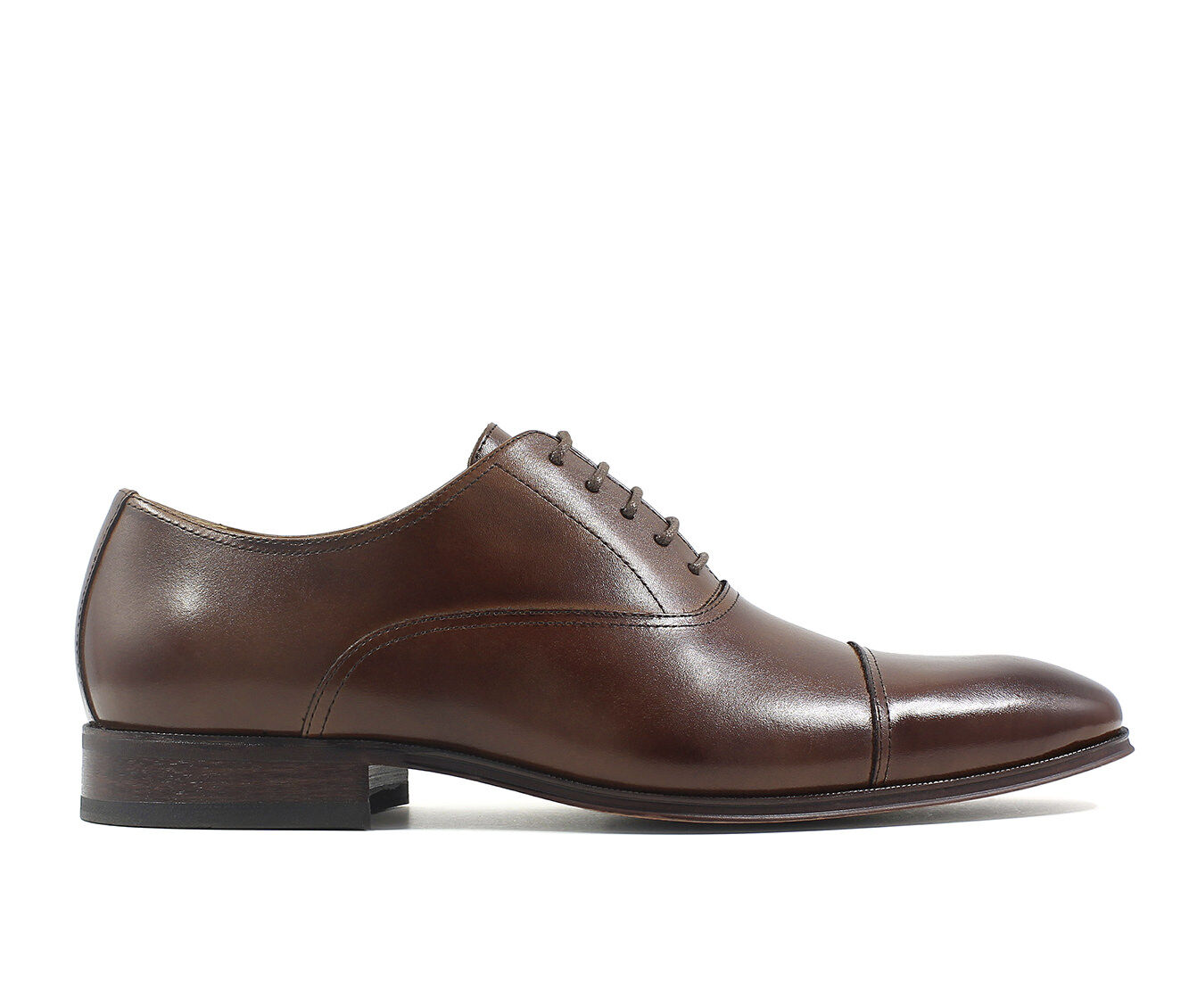Men's Florsheim Corbetta Cap Toe Oxford Dress Shoes Cognac