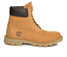 "Men's Timberland 18094 6"" Waterproof Padded Collar Boots"