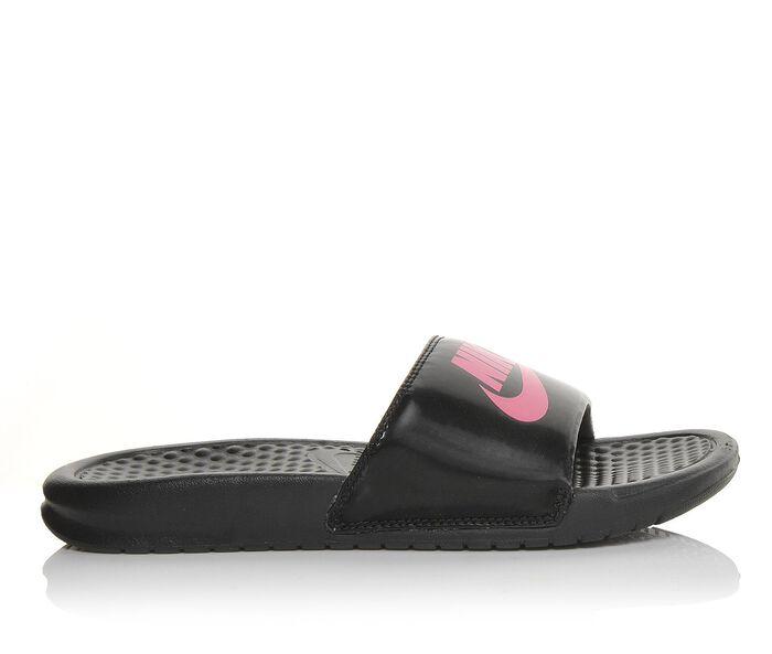 Girls' Nike Benassi JDI Girls 11-7 Sport Slides