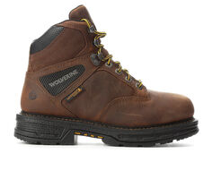 Men's Wolverine Hellcat Waterproof Work Boots