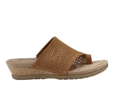 Women's Earth Origins Pearl Wedge Sandals