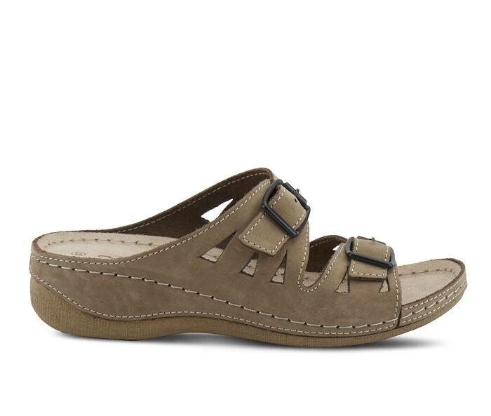 Women's Flexus Okya Slip-On Sandals