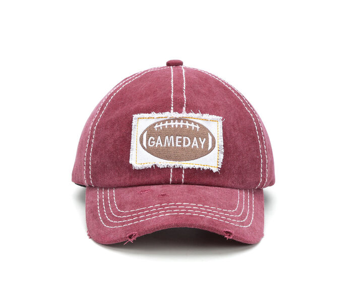 David and Young Game Day Patch Cap