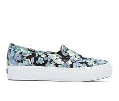 Women's Keds Triple Decker Floral Flatform Sneakers