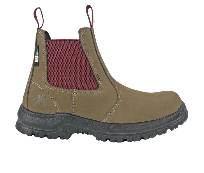Women's Hoss Boot Angelina Chelsea Work Boots