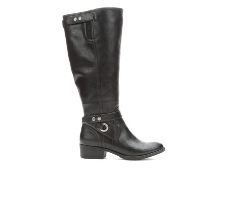 Women's Solanz Sawyer Wide Calf Riding Boots