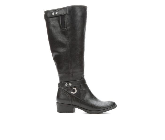 Women's Solanz Sawyer Wide Calf Riding Boots