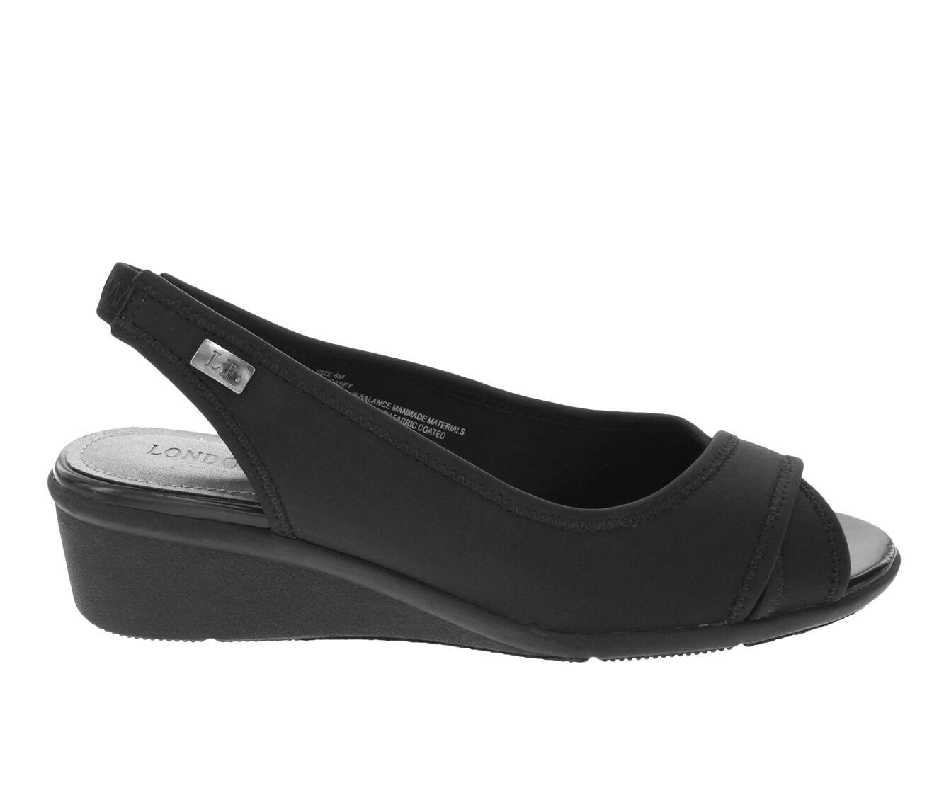 Women's London Fog Casey Shoes Black