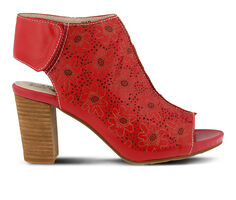 Women's L'Artiste Fab Peep Toe Booties