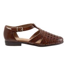 Women's Trotters Leatha Open Weave Shoes