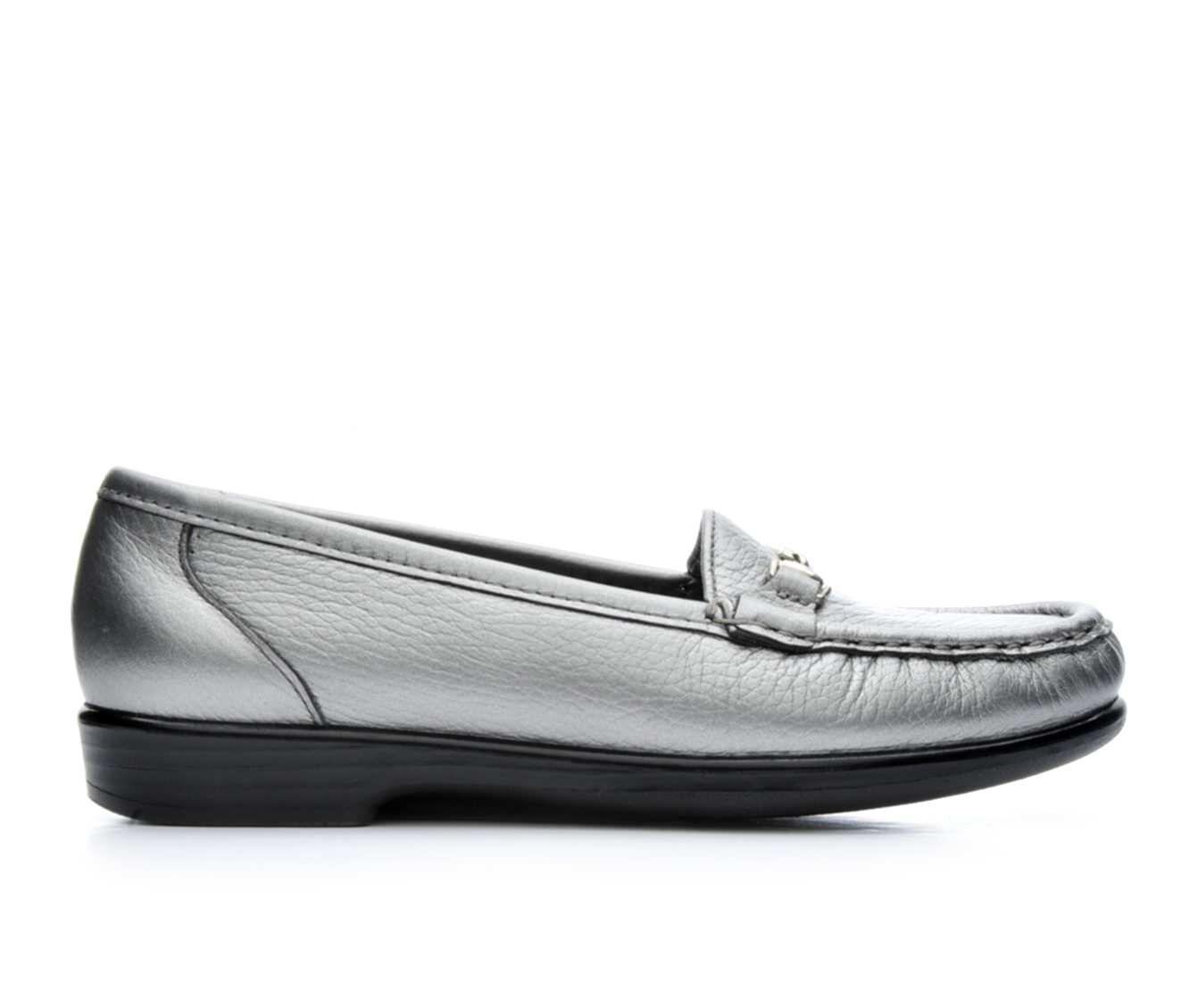 Women's Sas Metro Loafers Pewter