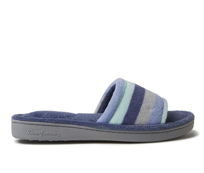 Dearfoams Terry Slide Slippers