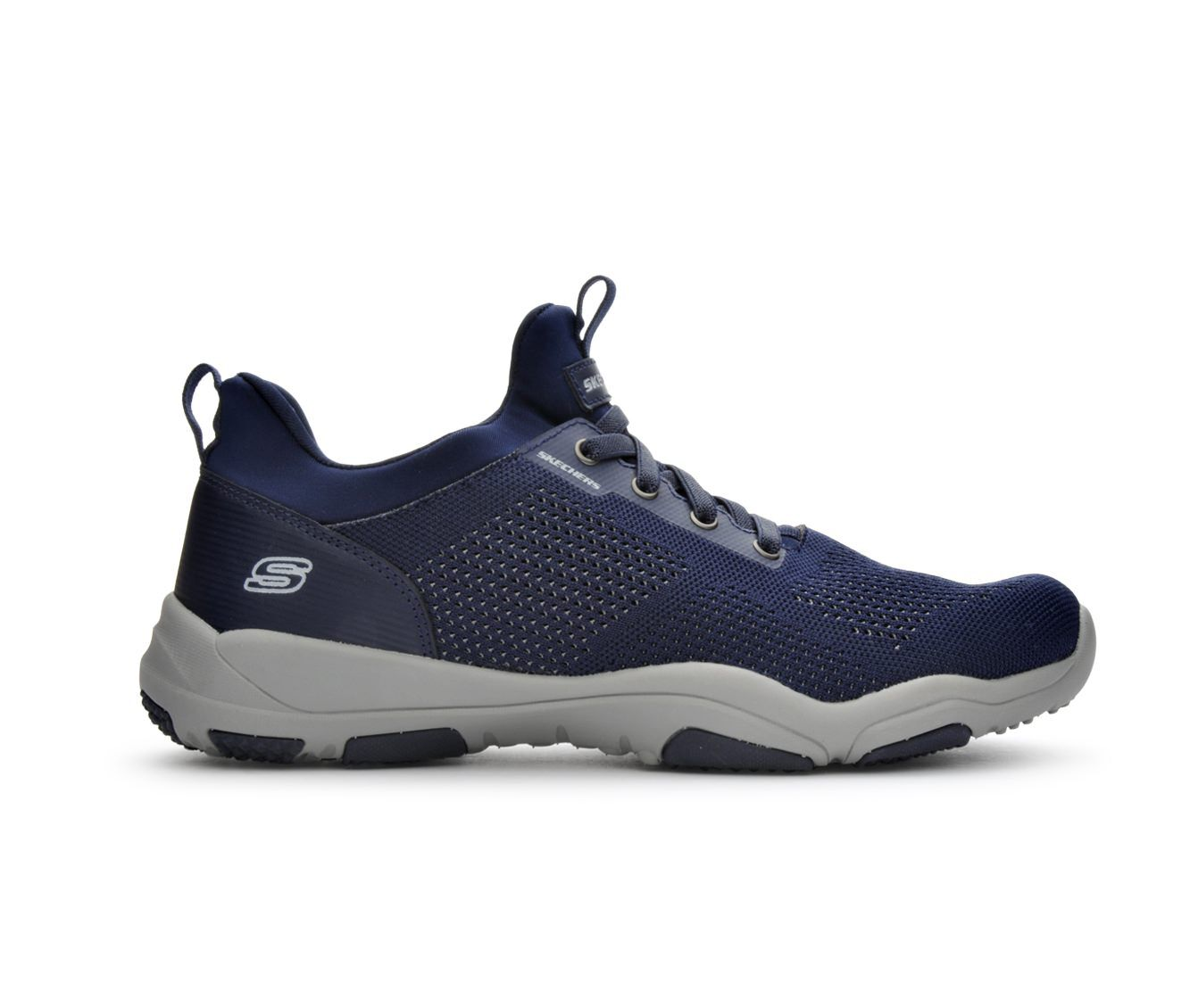 blue skechers