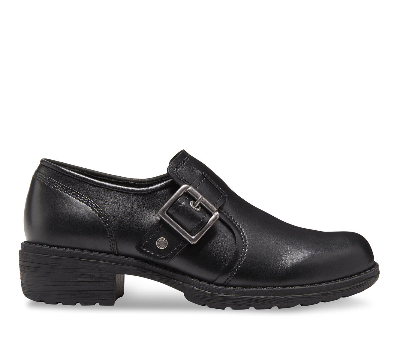 Women's Eastland Open Road Clogs Black