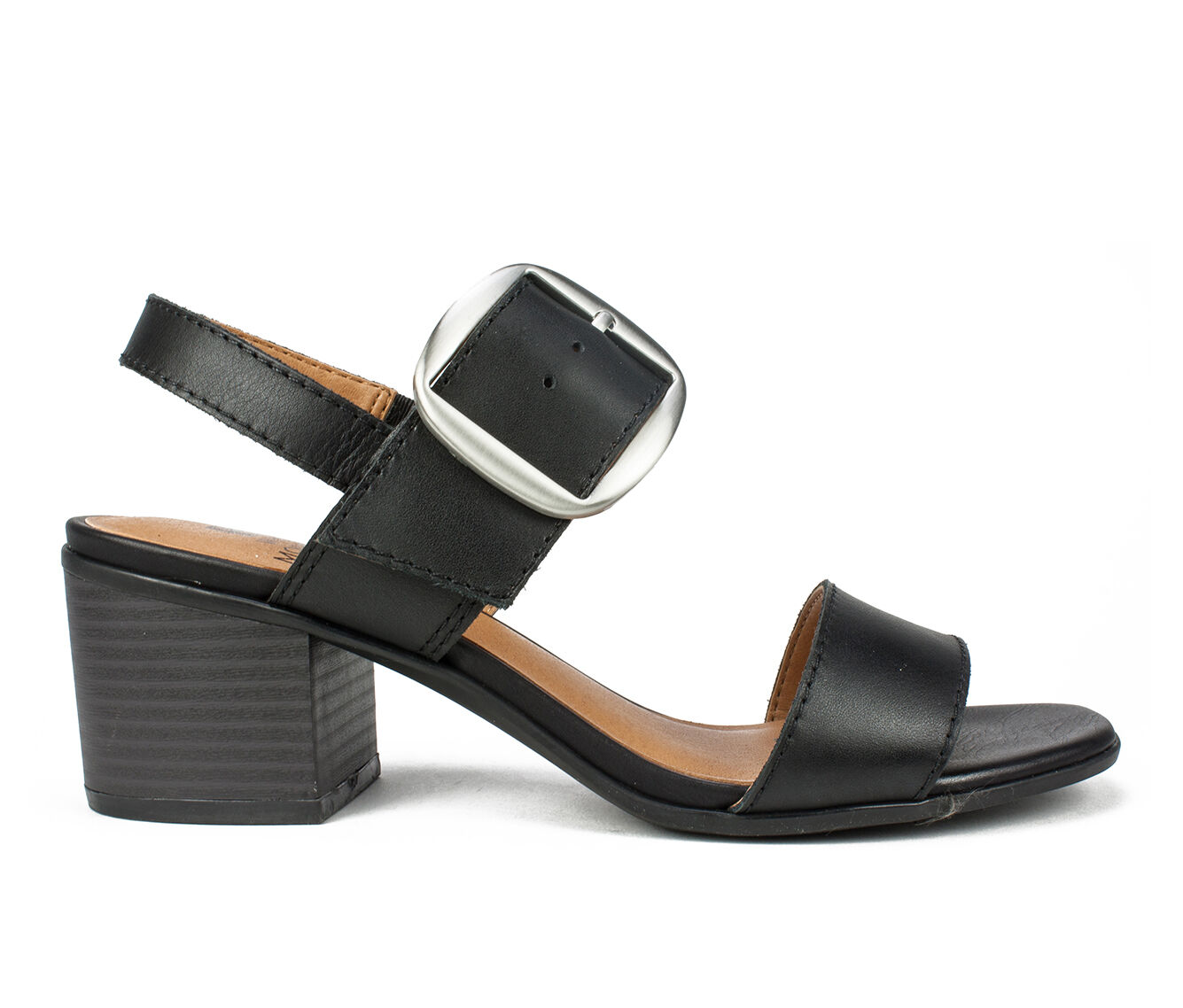 purchase cheap new style Women's White Mountain Lamar Dress Sandals Black