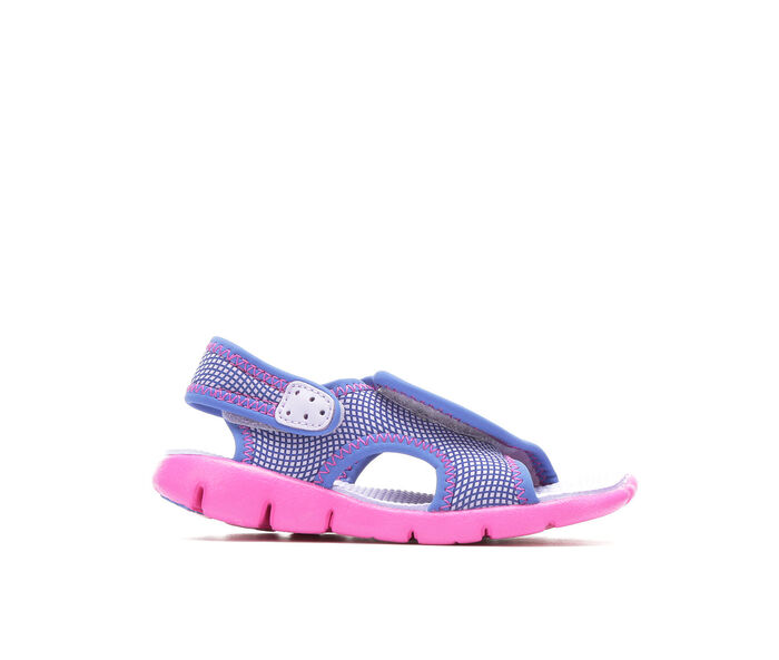 0ed232eec466c Girls' Nike Baby Sunray Adjust G Sandals at Shoe Carnival in Erie, PA