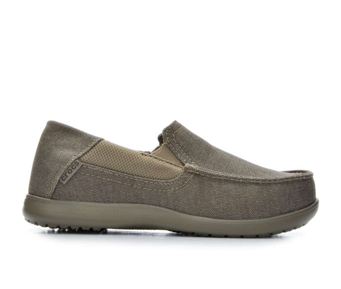 Boys' Crocs Santa Cruz II 1-6 Sneakers