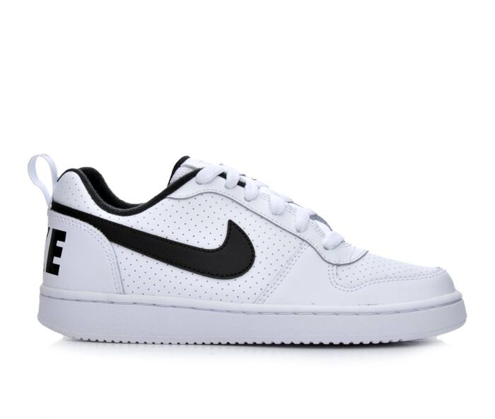 Boys' Nike Court Borough Low 3.5-7 Sneakers